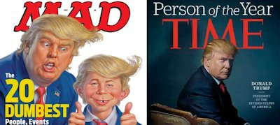 donald trump personality version 2.0